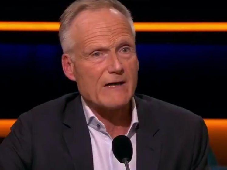 'Jaap van Dissel is uit de bocht gevlogen'