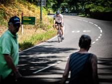 Drempels in snelle afdaling die in Rozendaal voor gevaar zorgt na maand weer weg: 'Wielrenners worden gelanceerd'