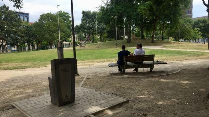 Drie kinderen ziek door vervuild drinkfonteintje op Antwerps Krugerplein