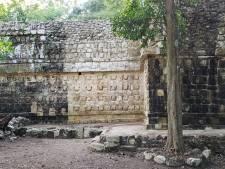 Groot, 1000 jaar oud Maya-paleis ontdekt in Mexico
