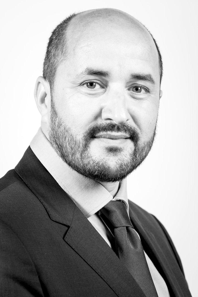 Ahmed Marcouch: PvdA-politicus; oud-stadsdeelvoorzitter Slotervaart en voormalig politieagent Beeld anp
