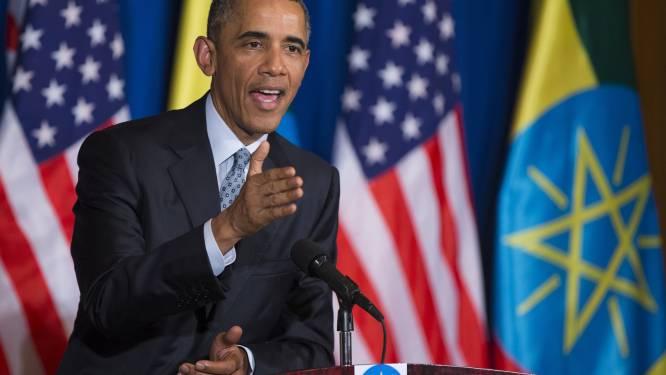 """Obama: """"Presidentiële debatten verdienen beter dan Trump"""""""