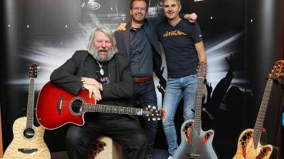 Bart Buls strikt Axl Peleman en Paul Michiels op nieuwe cd