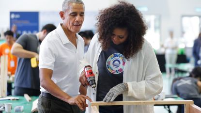 Niets wat een Obama niet kan