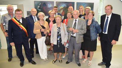 Huwelijksbootje Adolf en Denise vaart 60 jaar