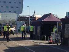 Drugs en wapens in beslag genomen bij Eindhoven Airport
