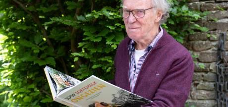 Schrijver Joop Holthausen ziet uitreiking boek over wielerheld Zoetemelk op tv: 'Niet leuk, maar we maken van de nood een deugd'