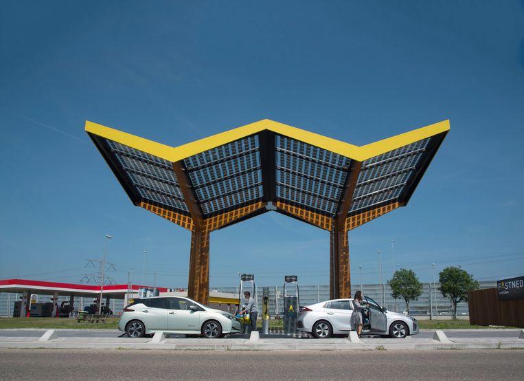 Elektrische Auto S Rijden Bij Koud Weer Maar Half Zo Ver De Volkskrant