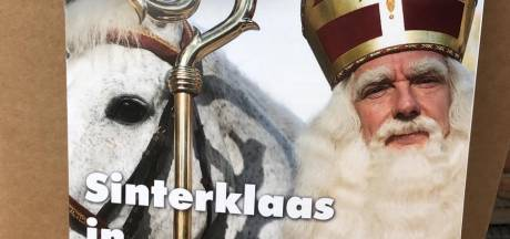 Heinenoord heeft een primeur: inwoners krijgen een Sintmagazine