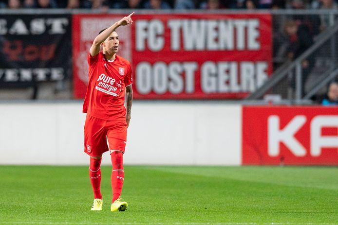 Aitor is inmiddels vertrokken bij FC Twente.