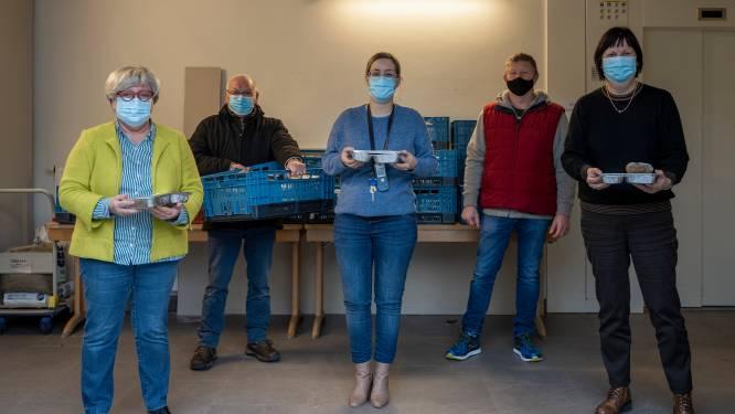 Chefs For Charity verwennen personeel rusthuizen met lekkere maaltijd