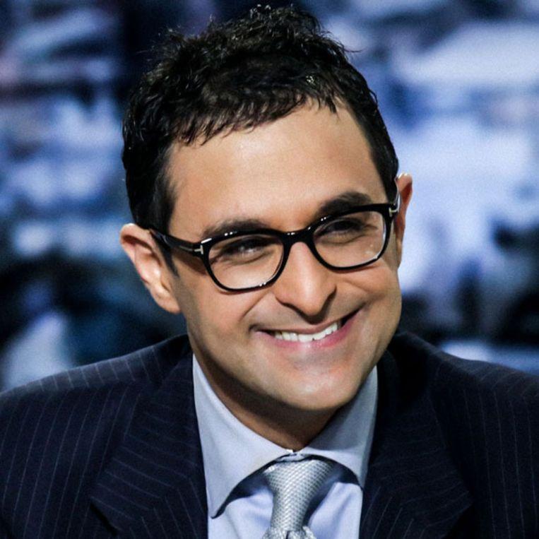 Gemeenteraadslid Arash Derambarsh.
