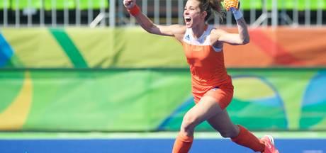 Hockeysters Den Bosch hofleverancier van Oranje