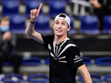 Humbert sort Busta à l'European Open