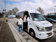 Taxibus rijdt tijdelijk stadsritten in Gorinchem