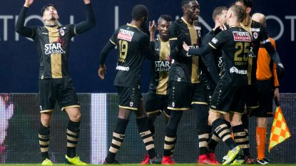 Antwerp pakt overwinning en vierde plek op het veld van Zulte Waregem