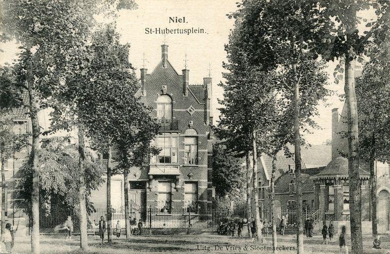 Het weeshuis van Ivo Cornelis.