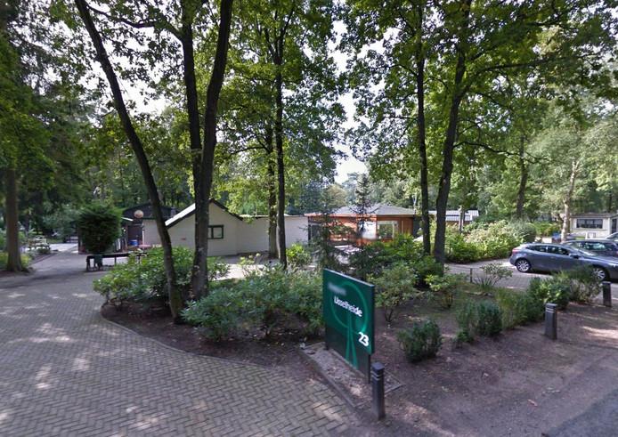Bospark IJsselheide, aan de Vogelzangveldweg in Hattemerbroek.