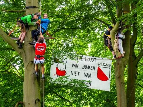 Actiegroep Amelisweerd bereidt zich voor op hete zomer