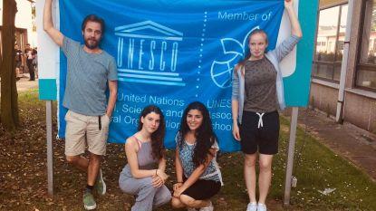 Atheneum Willebroek enige Belgische school op UNESCO-event