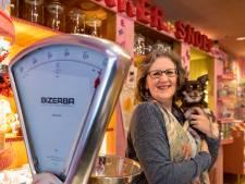 Leuk en lekker die snoep- en feestwinkel, maar niet meer voor Elly Hueber uit Zaltbommel
