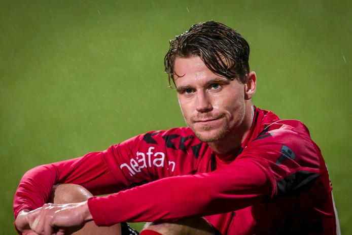 Yannick Cortie gaat niet spelen voor RKC Waalwijk