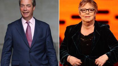Engelse komiek en BBC bieden excuses aan voor grap over accuzuur gooien over politici