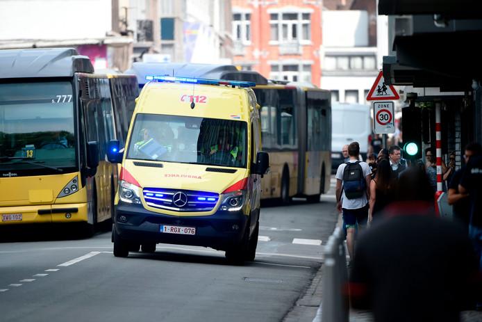 Een ambulance in België. Foto ter illustratie.