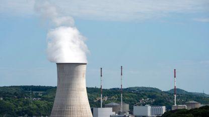 Kernreactor Tihange 1 ligt tot 10 juli stil