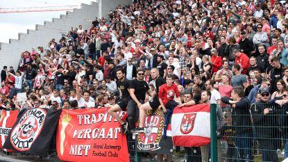 Primeur voor Antwerp-abonnees: naar het voetbal? Eerst op de foto