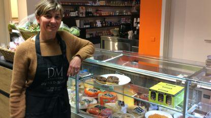 Isabelle (41) opent nieuwe kruideniers- en broodjeszaak 'Casa Caramel' in oude gebouwen Pimboli nadat wagen in gevel belandde