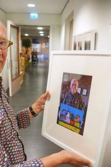 Taboe doorbreken met foto-expositie: dementie is niet eng