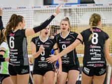 Eurosped in drie sets klaar met Talentteam