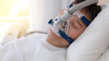 'Behandeling van slaapapneu moet meer thuis gebeuren'