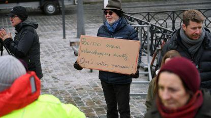 Walter Van der Perren (65) roept opa's om mee te betogen