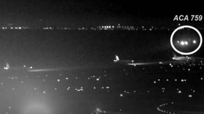 Videobeelden tonen hoe ongelooflijk nipt grootste vliegramp ooit is vermeden
