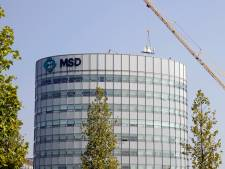 Nieuw bluswaternetwerk voor MSD in Oss: bijna 2 kilometer aan leidingen de grond in