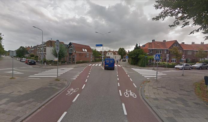 Langevieleweg in Middelburg.
