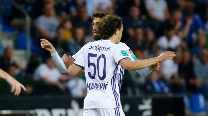 LIVE: Uiterst efficiënt Anderlecht! Markovic maakt knap z'n eerste voor paars-wit na mistasten Colley (1-1)