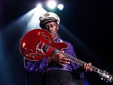 Nieuwe muziek Chuck Berry nog deze week