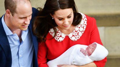 Zo spreek je de naam van het Britse prinsje 'Louis van Cambridge' uit