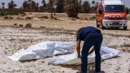 Meer dan tien lichamen geborgen na schipbreuk voor Tunesische kust