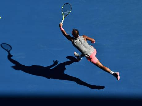 Nadal in drie sets naar derde ronde