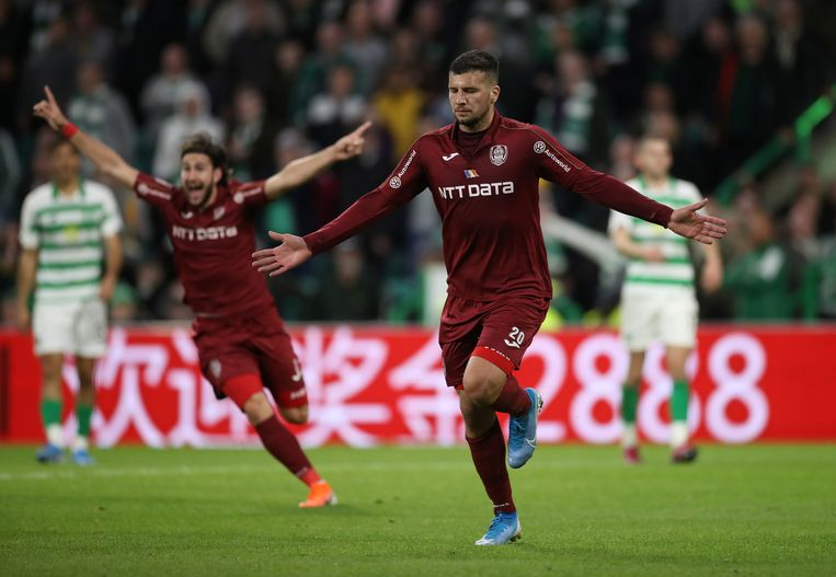 Cluj zet Celtic een hak