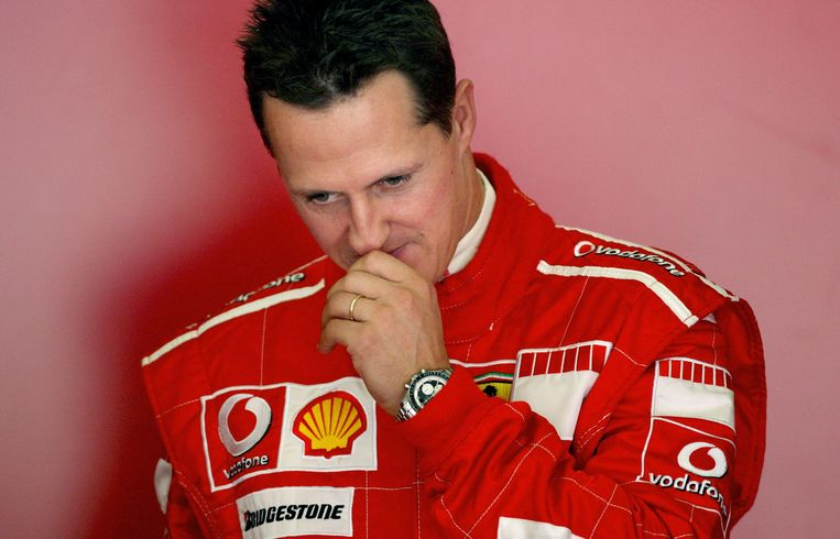 Michael Schumacher in 2006.