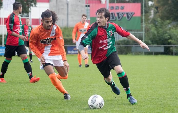 Marco van Rooijen speelt ook volgend seizoen voor WAVV.