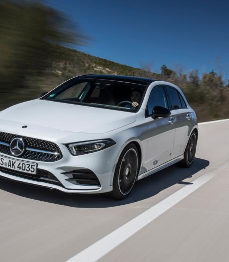 Mercedes A-Klasse maakt een grote sprong voorwaarts