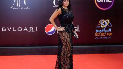 Egyptische actrice riskeert gevangenisstraf tot vijf jaar omwille van onthullende jurk op filmfestival