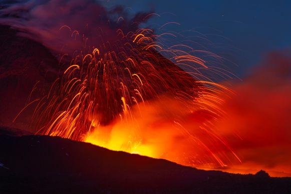 Etna (illustratiebeeld)