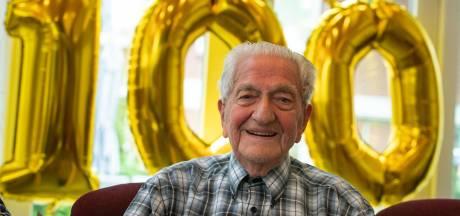Henk uit Kampen eet iedere dag twee eieren en wordt 100